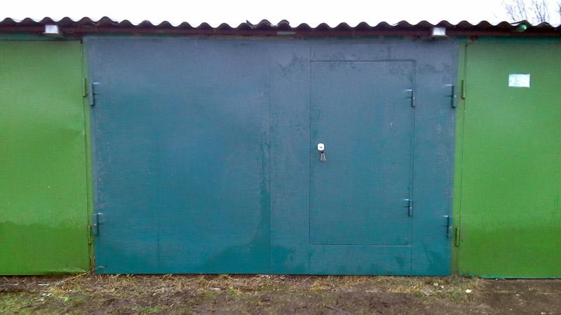 стоимость ворот для гаража распашные цены
